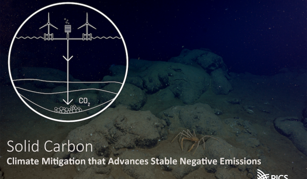 Solid Carbon - Climate Mitigation and the Advances of Stable Negative Emissions