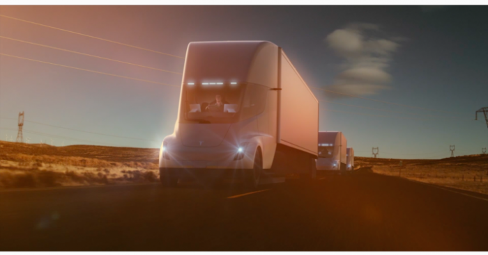 Electrification of Trucking Video