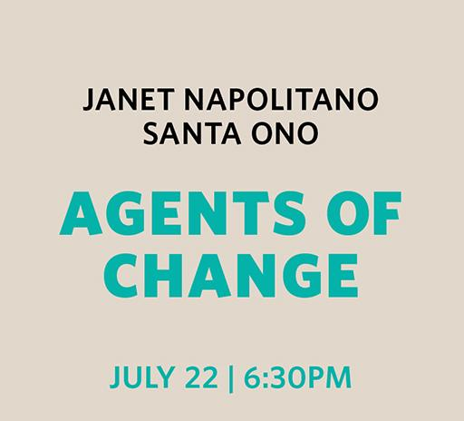 Agents of Change Event